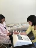 無料で骨の健康度チェック❗管理栄養士さんによる栄養相談会(^o^)